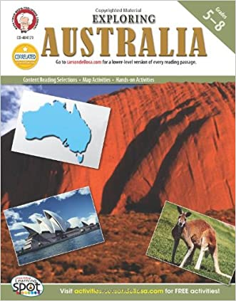 Exploring Australia, Grades 5 - 8 (Continents of the World)