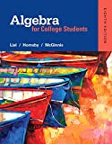 img - for Algebra for College Students (8th Edition) book / textbook / text book