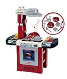 Miele Theo Klein Miele Petit Gourmetkitchen Set with Grill and Deep Fryer (Red)