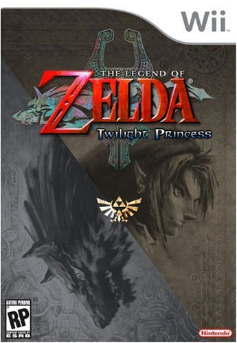 The Legend Of Zelda: Twilight Princess front-489568