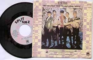 Split Enz One Step Ahead Laser Etched 7 Quot Vinyl