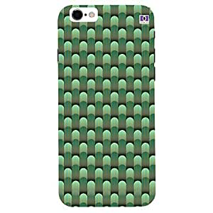 Beautiful Green Design - Mobile Back Case Cover For Apple Iphone 7 Plus