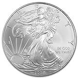 2009 - 1 oz American Silver Eagle .999 Fine Silver Dollar Uncirculated US Mint