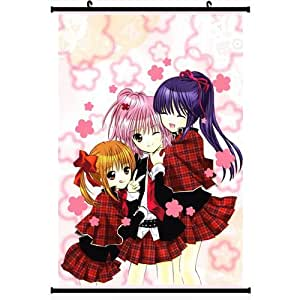 "Home Decor Japanese Anime Wall Scroll Anime Poster Shugo Chara(24""*35"")"