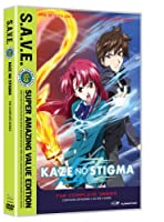 Kaze No Stigma Complete Series Save from Funimation Prod