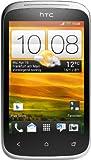 HTC Desire C Smartphone (8,9 cm (3,5 Zoll) HVGA-Touchscreen, 5  Megapixel Kamera, 600MHz, 512MB RAM, 4GB Speicher, Android 4.0 OS) Polar White