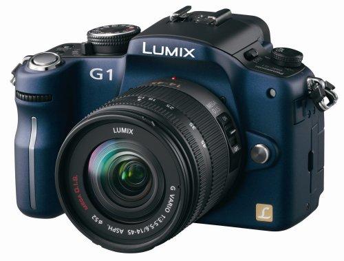 Panasonic Lumix DMC-G1 (with 14-45mm OIS Lens)