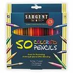 Sargent Art 22-7251 50 Count Assorted...