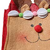 2015-New-3-PCS-Christmas-Santa-Claus-Snowman-Gift-Candy-Bag-Xmas-Gifts-Bag