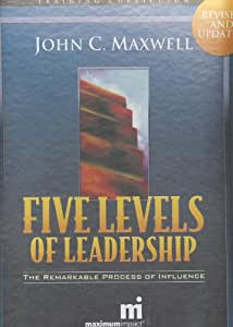 the five levels of leadership maxwell pdf