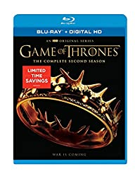 Game of Thrones: Season 2 (BD) [Blu-ray]