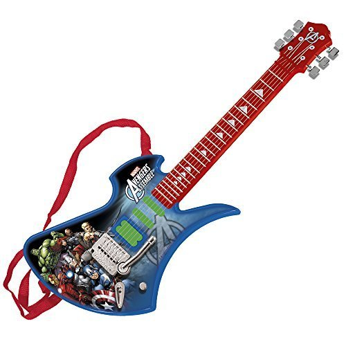 Reig Avengers Assemble 6-String Electric Guitar By Reig