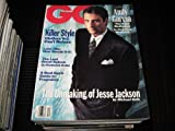 img - for GQ Magazine (ANDY GARCIA , JESSE JACKSON , Lena Olin , Fragrance, December 1990) book / textbook / text book