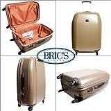 (ブリックス) BRIC'S SINTESIS シンテシス ポリカーボネートトローリー 58 CM BSI08009.425 ダブグレイ スーツケース キ...