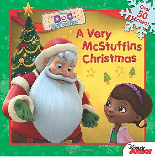 Doc McStuffins A Very McStuffins Christmas