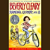 Ramona Quimby, Age 8 | [Beverly Cleary]
