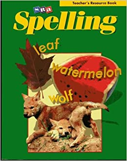 SRA Spelling: Spelling Package Grade 5 : Download PDF Books for Free