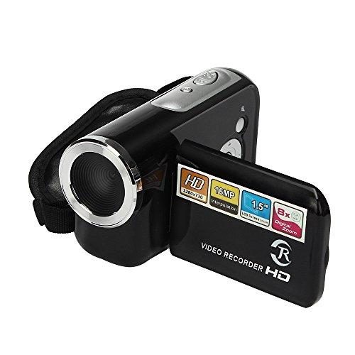 Coolbiz-15-Inch-TFT-16MP-8X-Full-HD-Digital-Zoom-Handycam-Camcorder-DV-Camera-Video-Recorder-Image-StablizationBlack