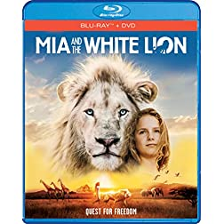 Mia And The White Lion [Blu-ray]