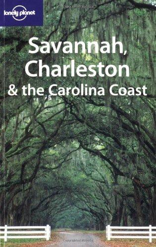 Lonely Planet Savannah Charleston & the Carolina Coast