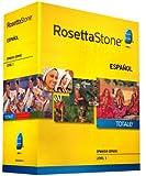 Rosetta Stone Version 4 TOTALe: Spanish (Spain) Level 1 (Mac/PC)[OLD VERSION]