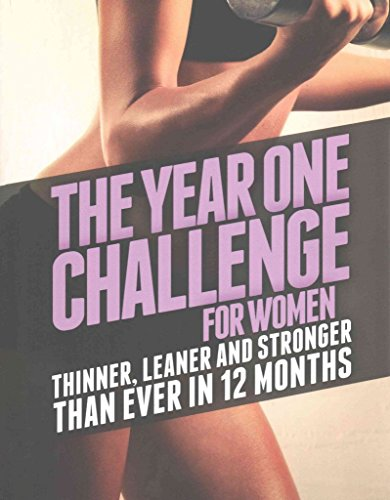 [(The Year One Challenge for Women : Thinner, Leaner, and Stronger Than Ever in 12 Months)] [By (author) Michael Matthews] published on (January, 2015)