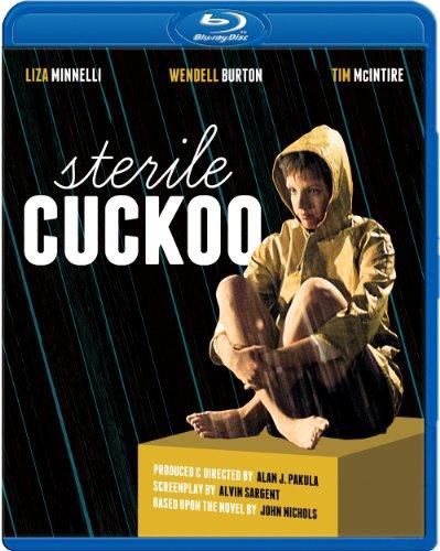 Sterile Cuckoo (1969) [Blu-ray] [Import]