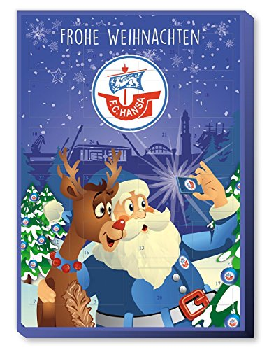 Hansa Rostock Adventskalender, Weihnachtskalender