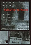 img - for Kalkulierte Morde book / textbook / text book