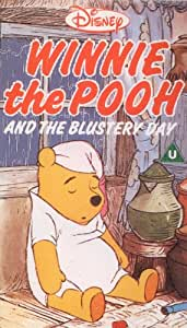 Winnie The Pooh And The Blustery Day Disney Vhs Amazon