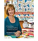 img - for Start Quilting: With Alex Anderson (Paperback) - Common book / textbook / text book