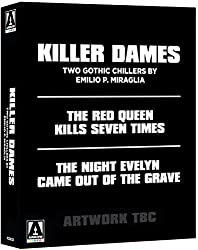 Killer Dames: Two Gothic Chillers by Emilio P. Miraglia Dual Format Blu-Ray + DVD [Region A & B]