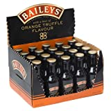 Baileys Orange Truffle Flavour Irish Cream Liqueur 5cl Miniature - 20 Pack