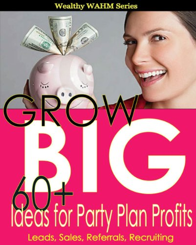 Kindle Daily Deals For Saturday, Jan. 19 – Today Only, Save on a Diverse Selection of Popular Romance Novels, $1.99 or Less, plus Moehr and Associates' GROW BIG 60+ Ideas for Party Plan Profits (today's sponsor)