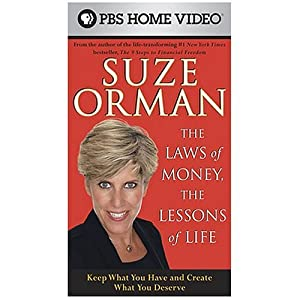Suze Orman - The Laws of Money, The Lessons of Life [VHS]