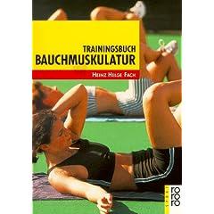 Trainingsbuch Bauchmuskulatur