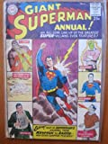 Giant Superman Annual #2, 1960. Original edition