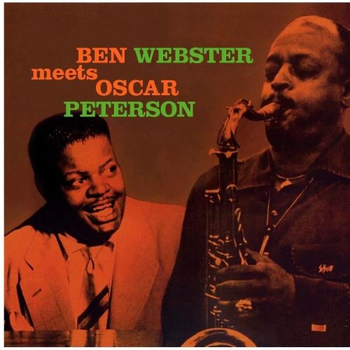 Been Webster Meets Oscar Peterson [Vinyl] by Ben Webster
