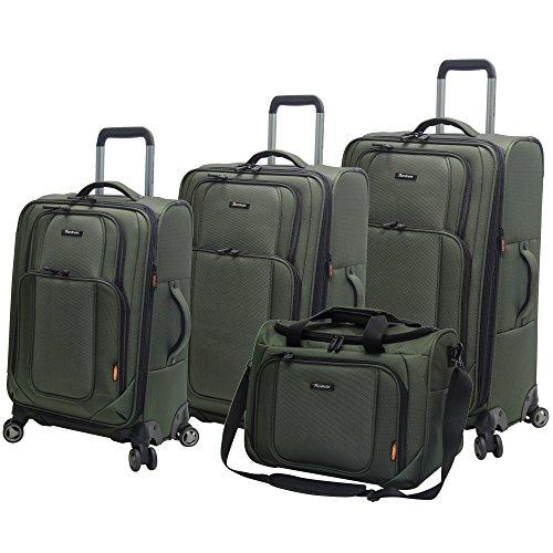 pathfinder-presidential-4-piece-spinner-luggage-set-olive