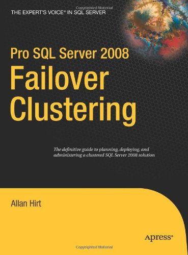 Mon premier blog pro sql server 2008 failover clustering fandeluxe Images