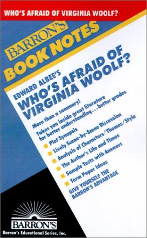 "Analysis of ""Who's Afraid of Virginia Woolf?"""
