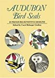 Audubon Bird Seals: 24 Pressure-Sensitive Designs (Dover Stickers) (0486276112) by Audubon, John James