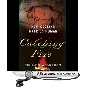 Catching Fire - How Cooking Made Us Human - Richard Wrangham
