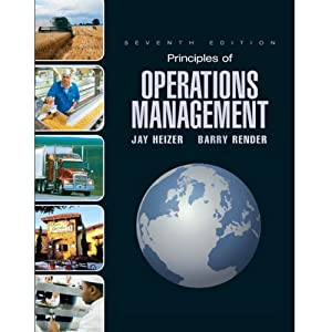 VangoNotes for Principles of Operations Management, 7/e | [Jay Heizer, Barry Render]