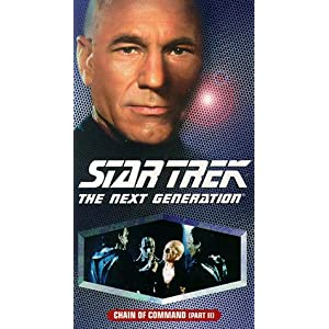 Star Trek - The Next Generation, Episode 137: Chain of Command, Part II movie