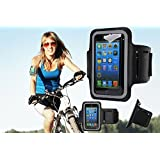 TGK™ Universal Sports Running Jogging Gym Armband Case Holder For Smartphone, Apple IPhone, Samsung Galaxy Any...