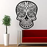 "LUNIWEI Happy Halloween 23*30"" PVC Self Adhesive DIY Interior Room Creative Decoration Party Decal Wall Sticker"