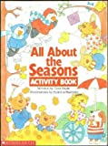 All about the Seasons Activity Book