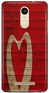 Sand Dunes Designer Printed Hard Back Case cover for Xiaomi Redmi Note 3