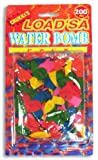 Water Bomb and Pump (200 Pieces)